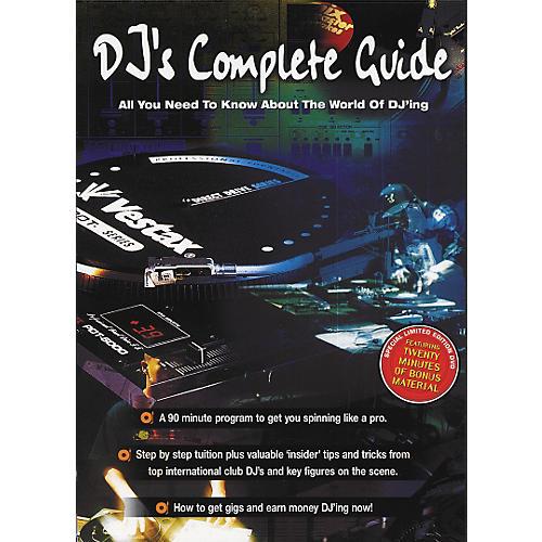 Hal Leonard DJ's Complete Guide DVD thumbnail