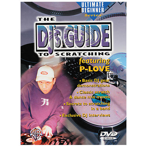 Alfred DJ's Guide to Scratching DVD thumbnail