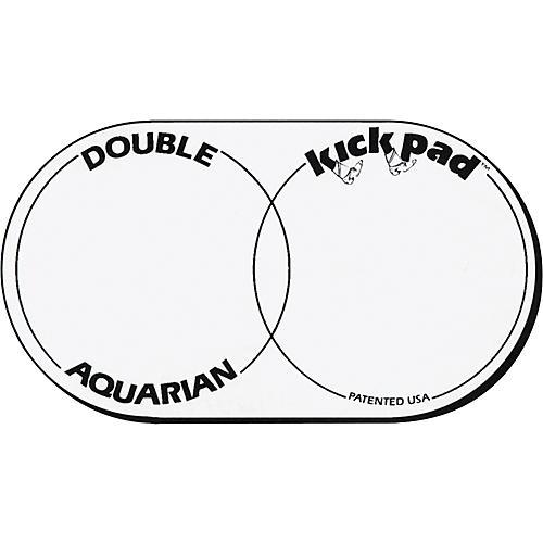 Aquarian DKP2 Double Kick Drum Pad-thumbnail