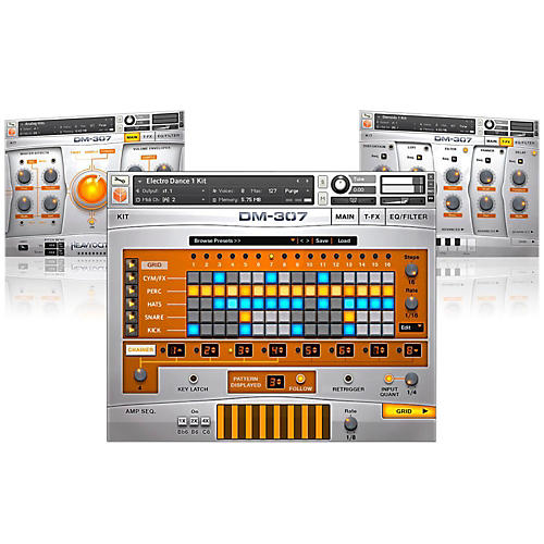Heavyocity DM-307: Modern Groove Designer Software Download thumbnail