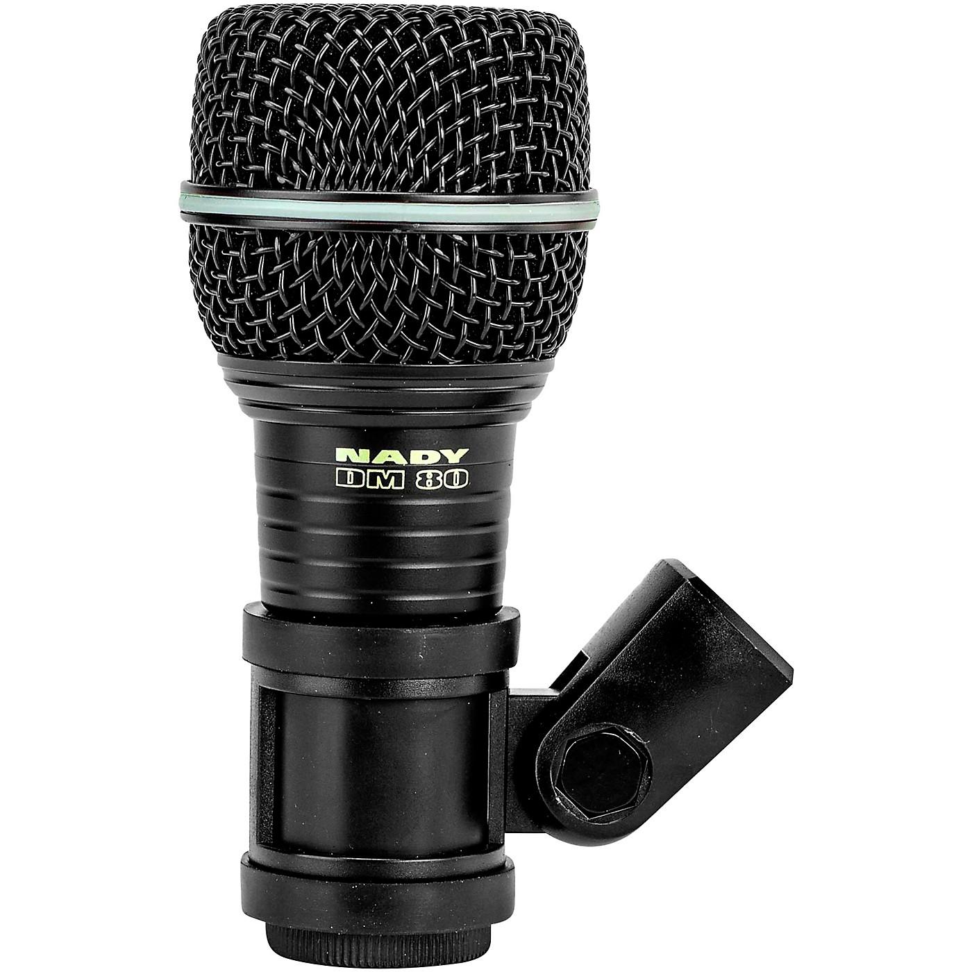 Nady DM-80 Kick Drum/Floor Tom Microphone thumbnail