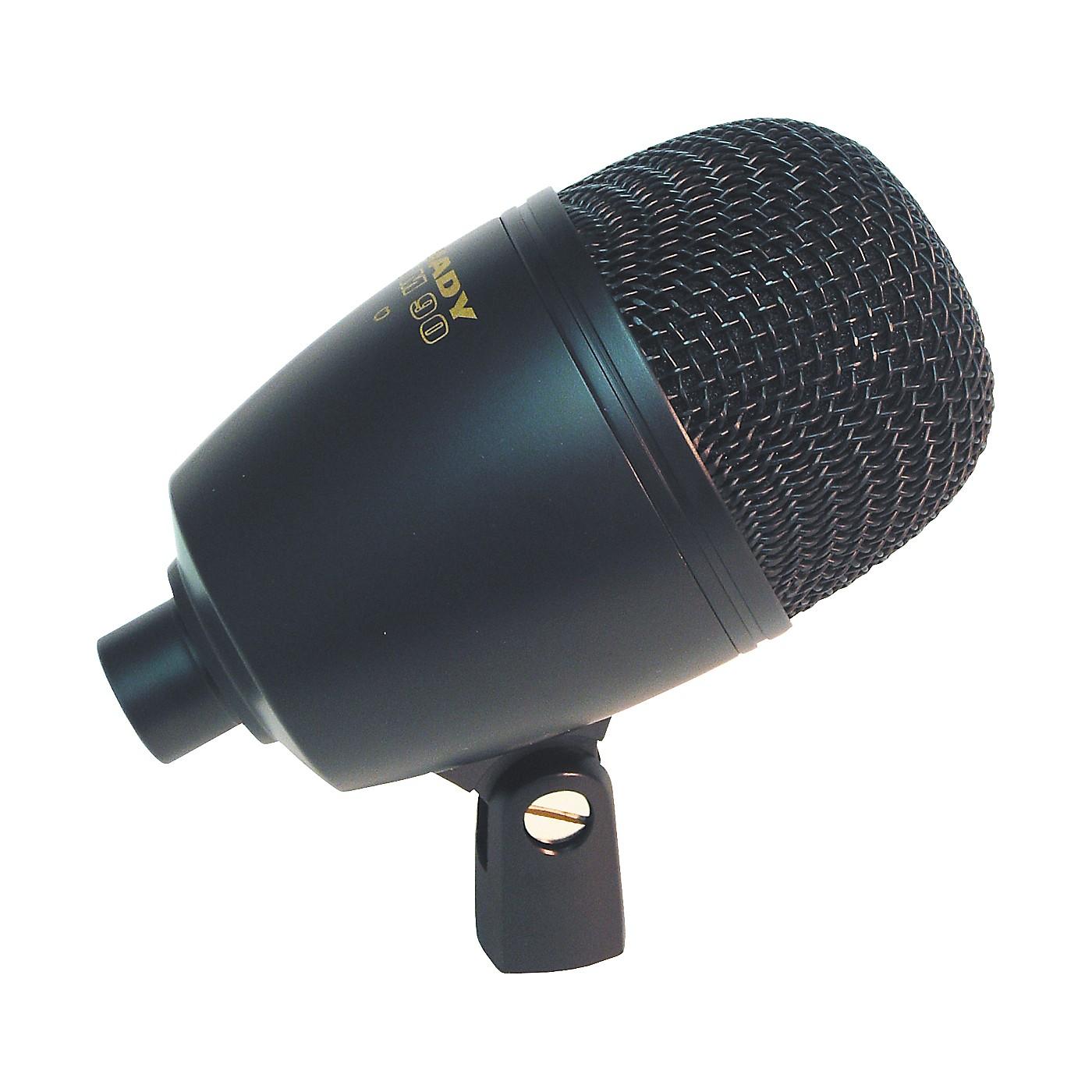 Nady DM-90 Dynamic Kick Drum Microphone thumbnail