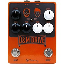 Keeley D&M Drive Effects Pedal