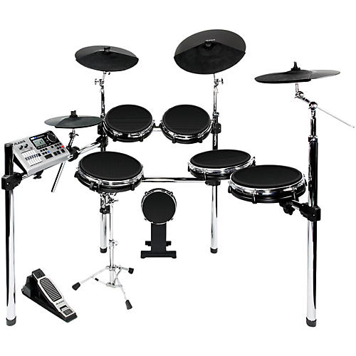 Alesis DM10X Electronic Drum Kit with Mesh Heads thumbnail