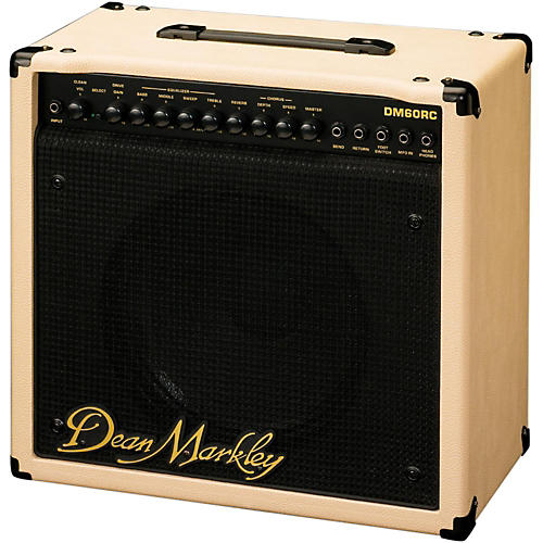 Dean Markley DM60RC 60W Guitar Combo Amp thumbnail