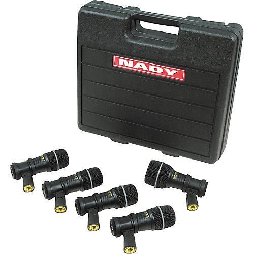Nady DMK-5 Drum Mic Package thumbnail