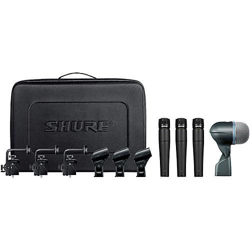 Shure DMK57-52 Drum Microphone Kit thumbnail
