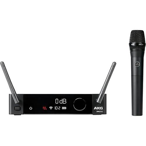 AKG DMS300 Digital Wireless Vocal Set thumbnail