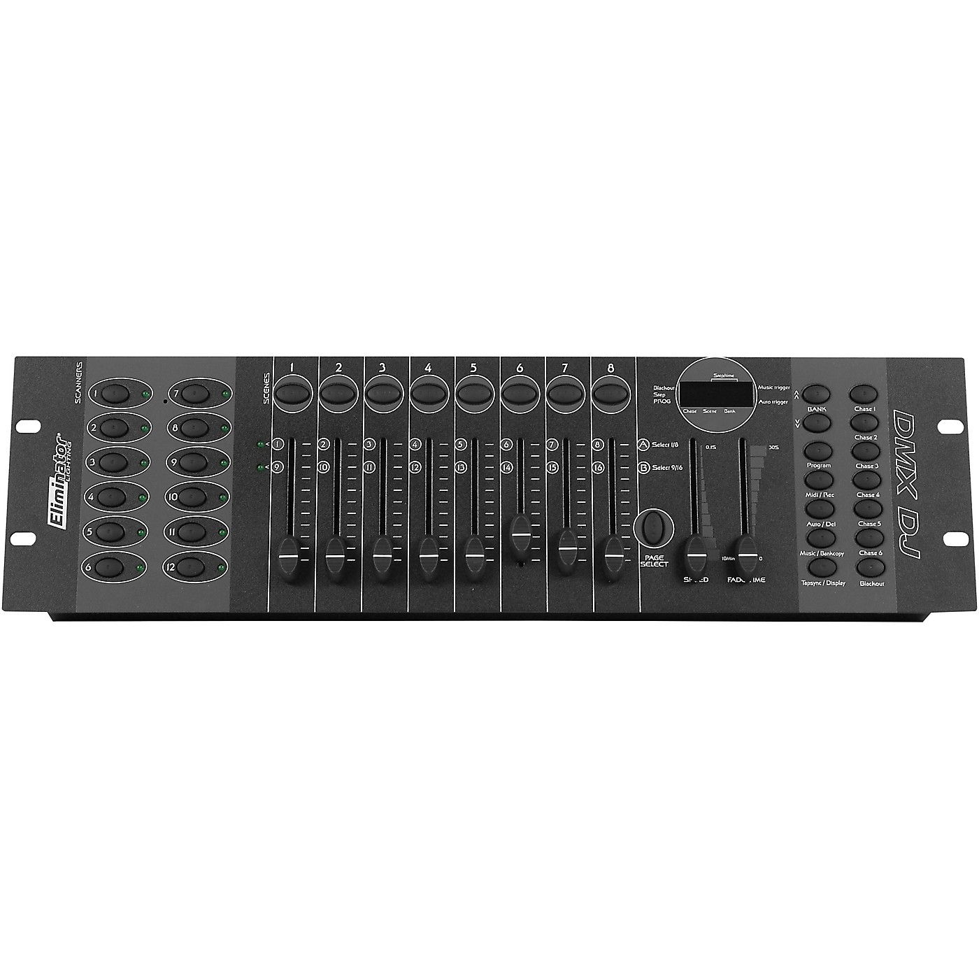 Eliminator Lighting DMX DJ Lighting Controller thumbnail