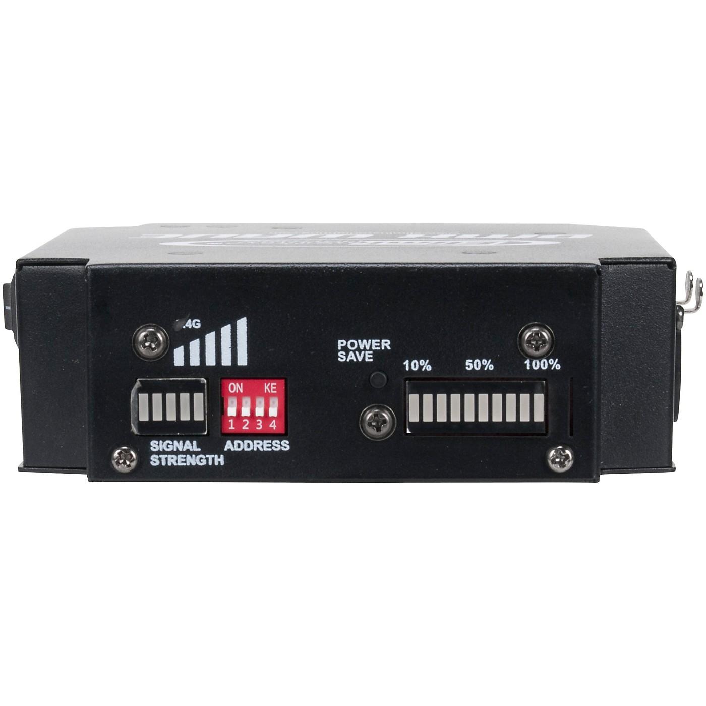 Eliminator Lighting DMX Wave Battery-Powered Transceiver thumbnail
