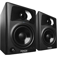 "Denon DN-304S 4"" Studio Monitor Pair"