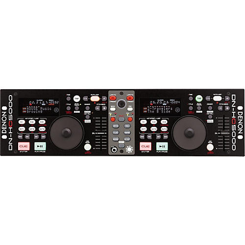 Denon DN-HC5000 and Serato ITCH Digital DJ System-thumbnail
