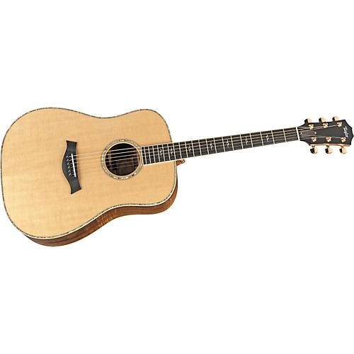 Taylor DN-K-L Koa/Spruce Dreadnought Left-Handed Acoustic Guitar thumbnail