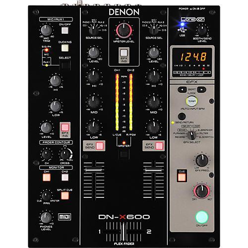 Denon DN-X600 Professional 2-Ch Digital Mixer thumbnail