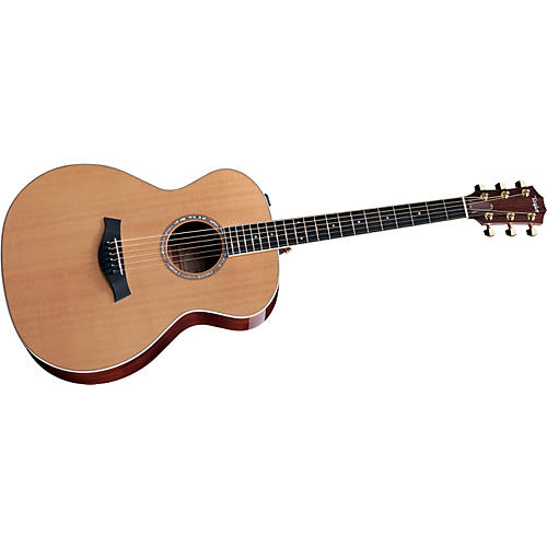 Taylor DN8e-L Rosewood/Spruce Dreadnought Left-Handed Acoustic-Electric Guitar thumbnail