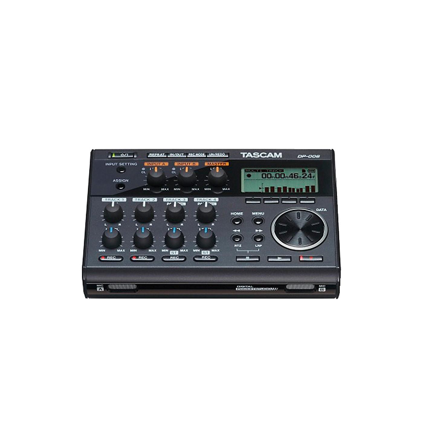 Tascam DP-006 Digital 6-Track Pocketstudio thumbnail