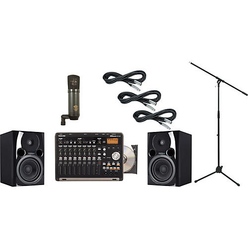 Tascam DP-03 / PM0.4n Recording Package thumbnail