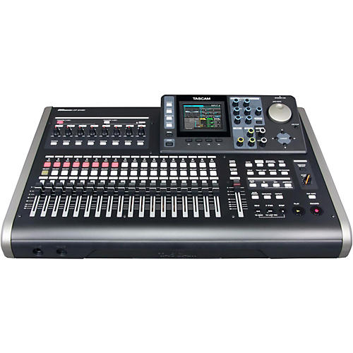 Tascam DP-24SD 24-Track Digital Portastudio thumbnail