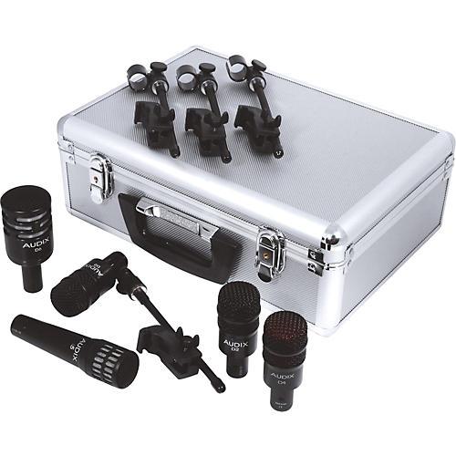 Audix DP 5A 5-Piece Drum Mic Kit thumbnail