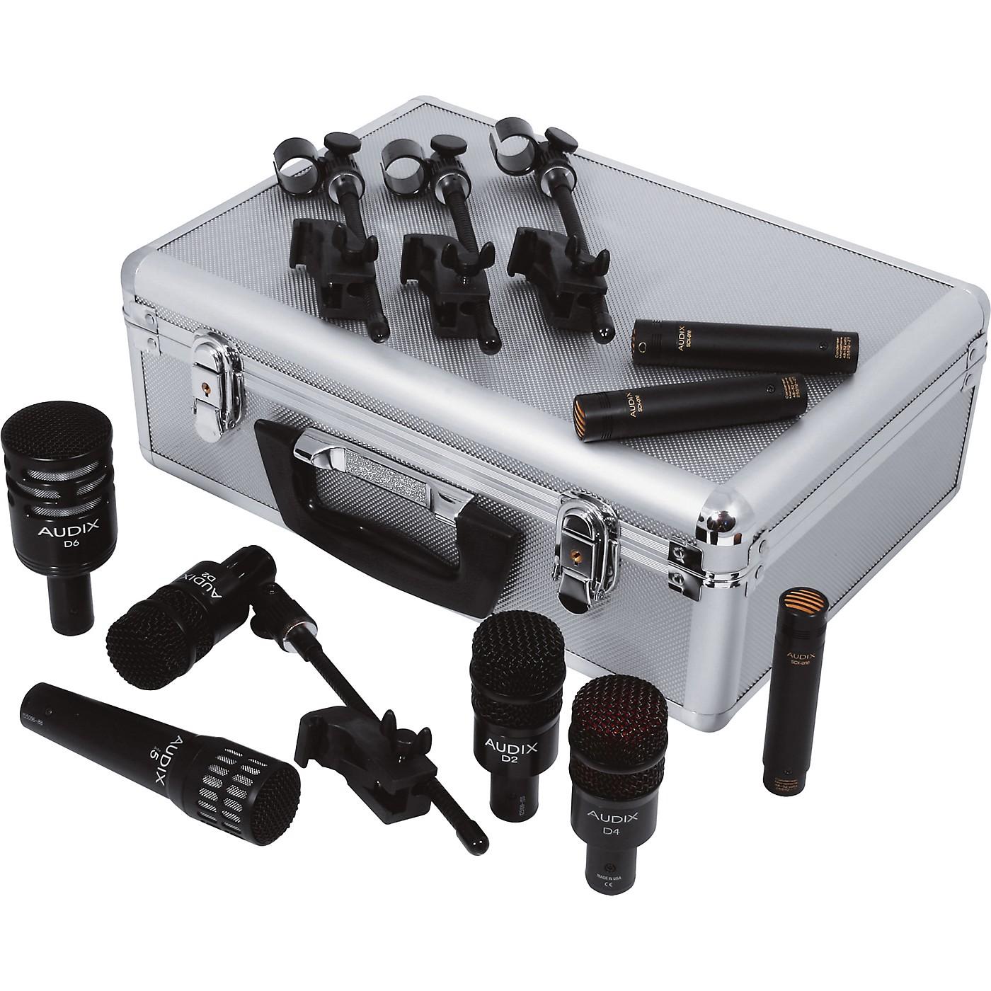 Audix DP Elite 8 Drum Microphone Pack thumbnail