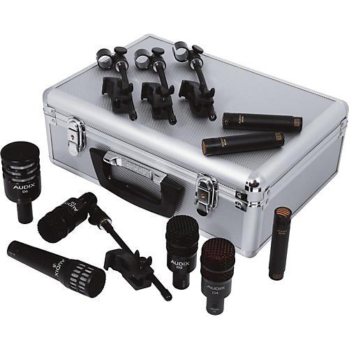 Audix DP Elite 8 Drum Microphone Pack-thumbnail