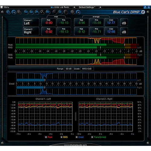Blue Cat Audio DP Meter Pro thumbnail