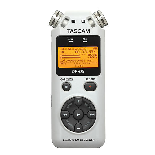 Tascam DR-05W Limited Edition Solid State Recorder thumbnail