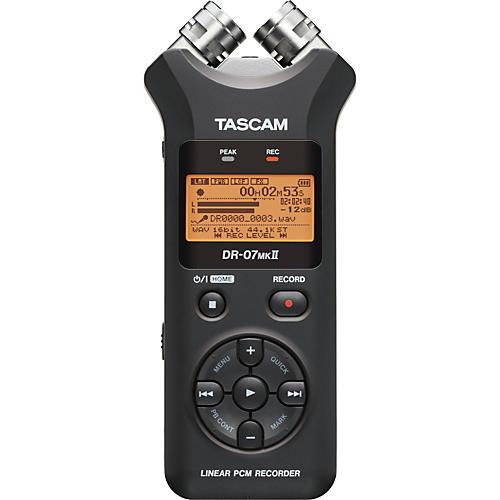 Tascam DR-07mkII Handheld Digital Recorder thumbnail