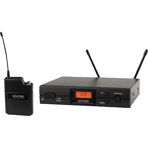 Digital Reference DR-3500 Instrument Wireless System thumbnail