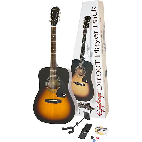 Epiphone DR-90T Acoustic Guitar Pack thumbnail