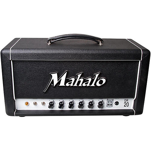 Mahalo DR20 20W Guitar Tube Head thumbnail