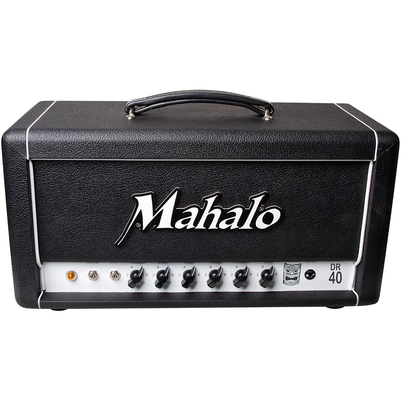 Mahalo DR40 40W Guitar Tube Head thumbnail
