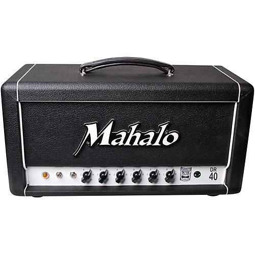 Mahalo DR40 40W Guitar Tube Head thumbnail