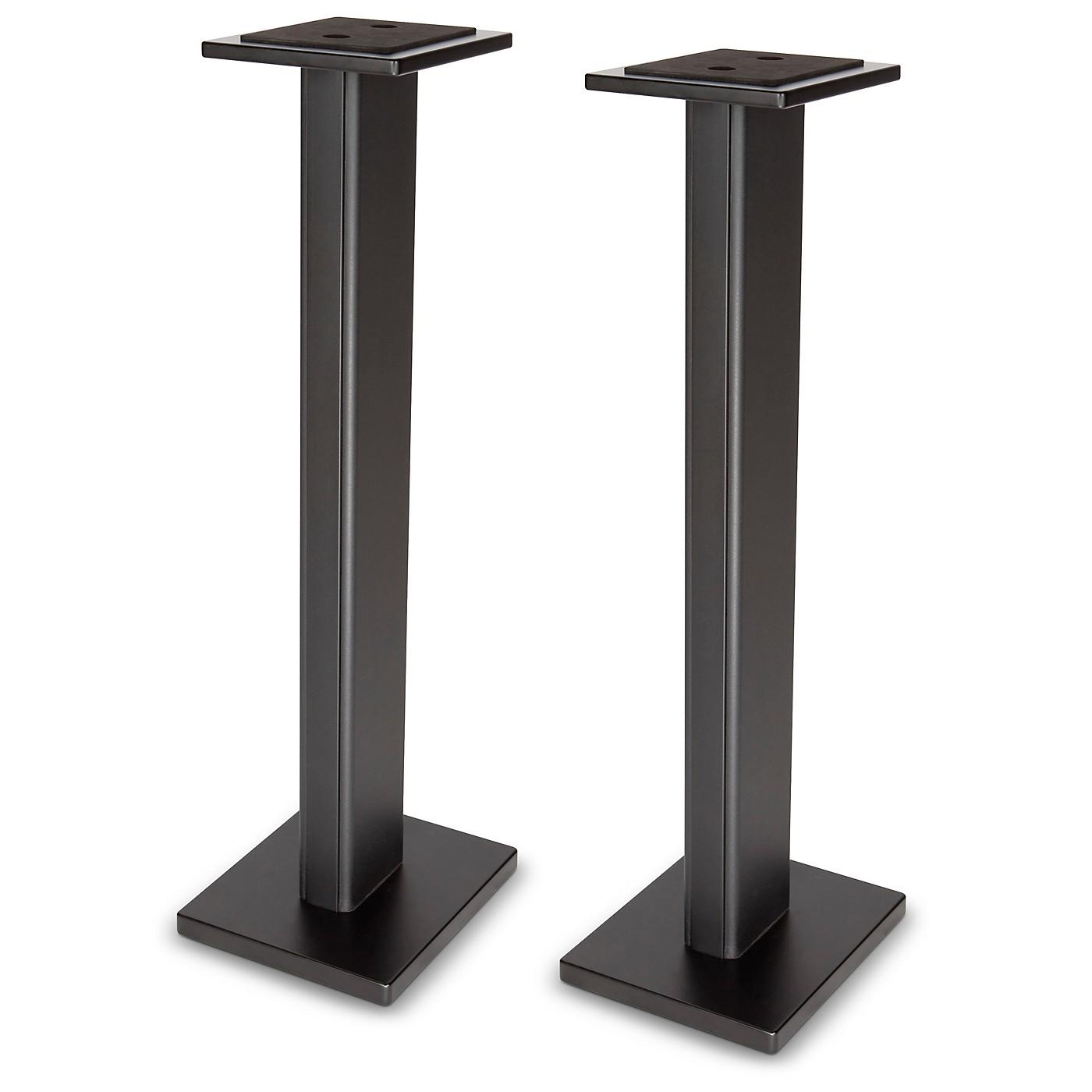 DR Pro DRPRO SMS1BK Wood Studio Monitor Stand (Pair) thumbnail