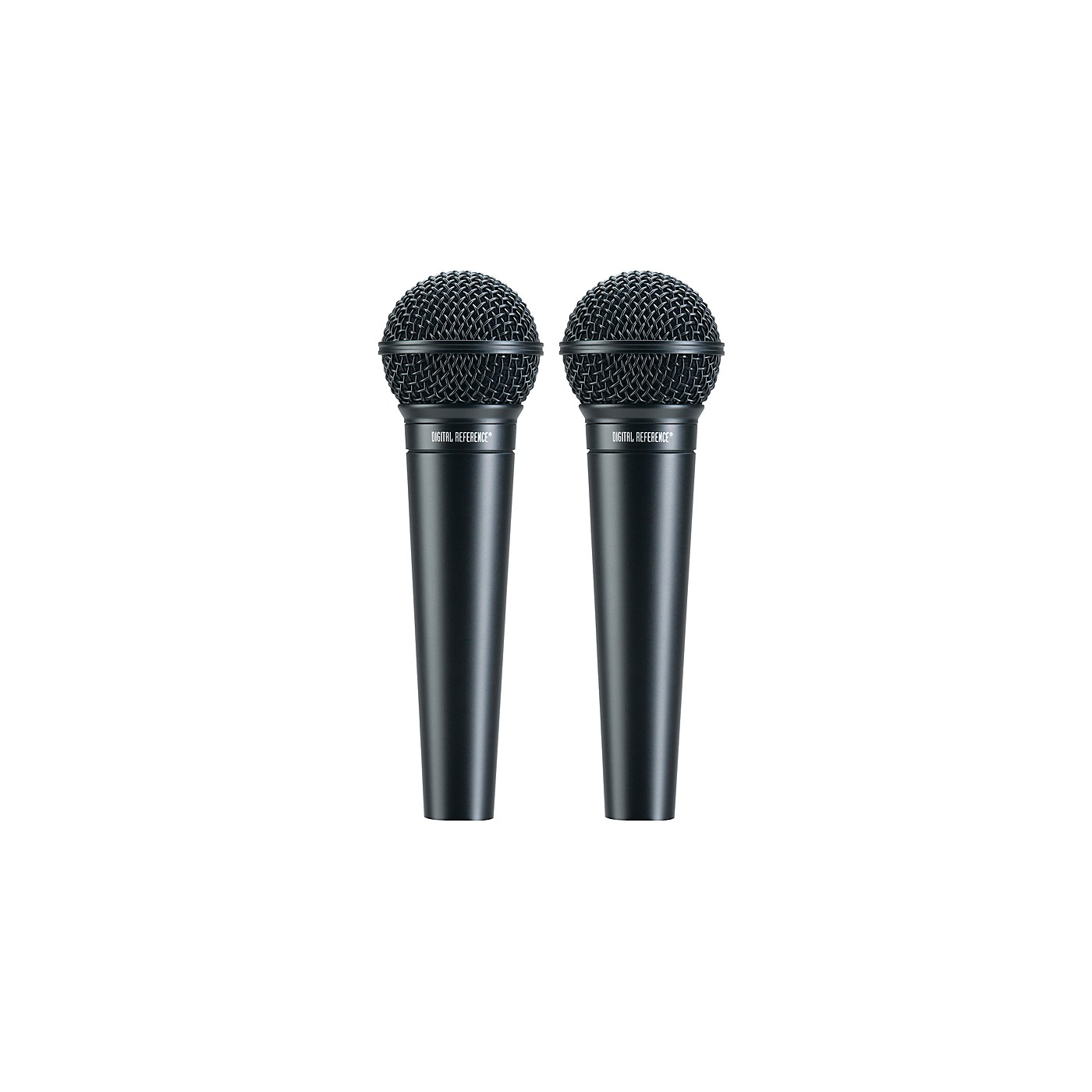 Digital Reference DRV100 Dynamic Cardioid Handheld Mic (Two Pack) thumbnail