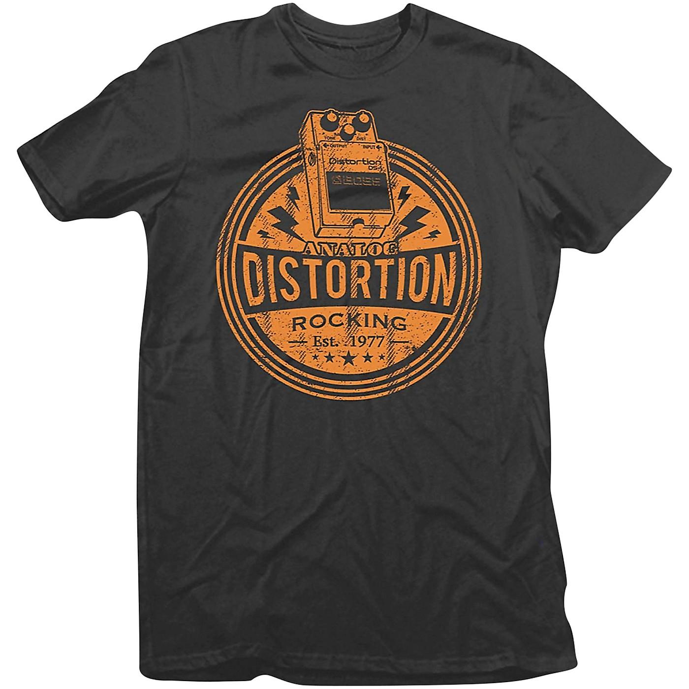 Boss DS-1 Pedal Crew Neck T-Shirt thumbnail