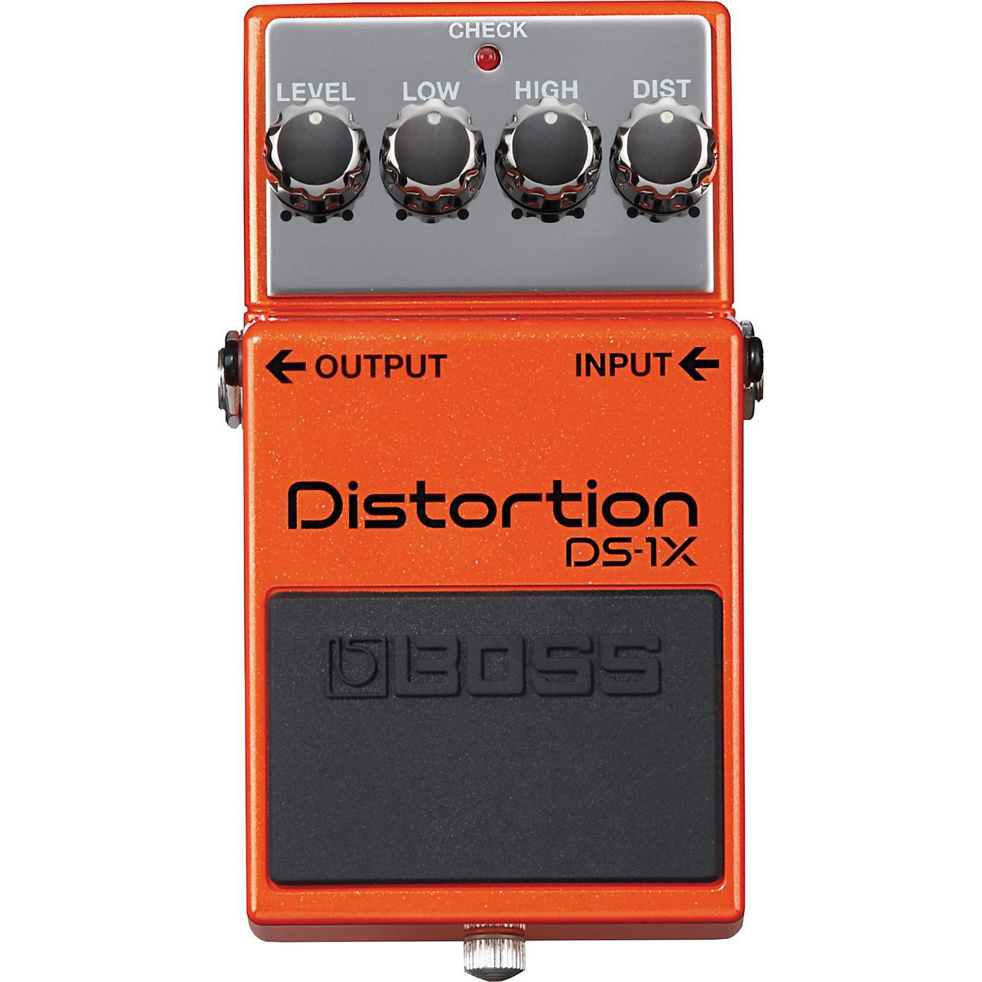 Boss DS-1X Distortion Guitar Effects Pedal thumbnail