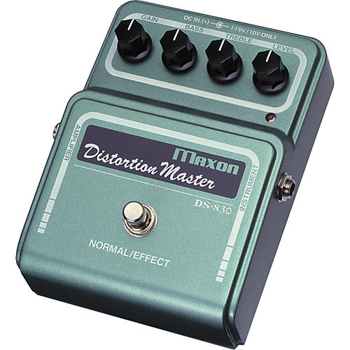 Maxon DS830 Distortion Master thumbnail