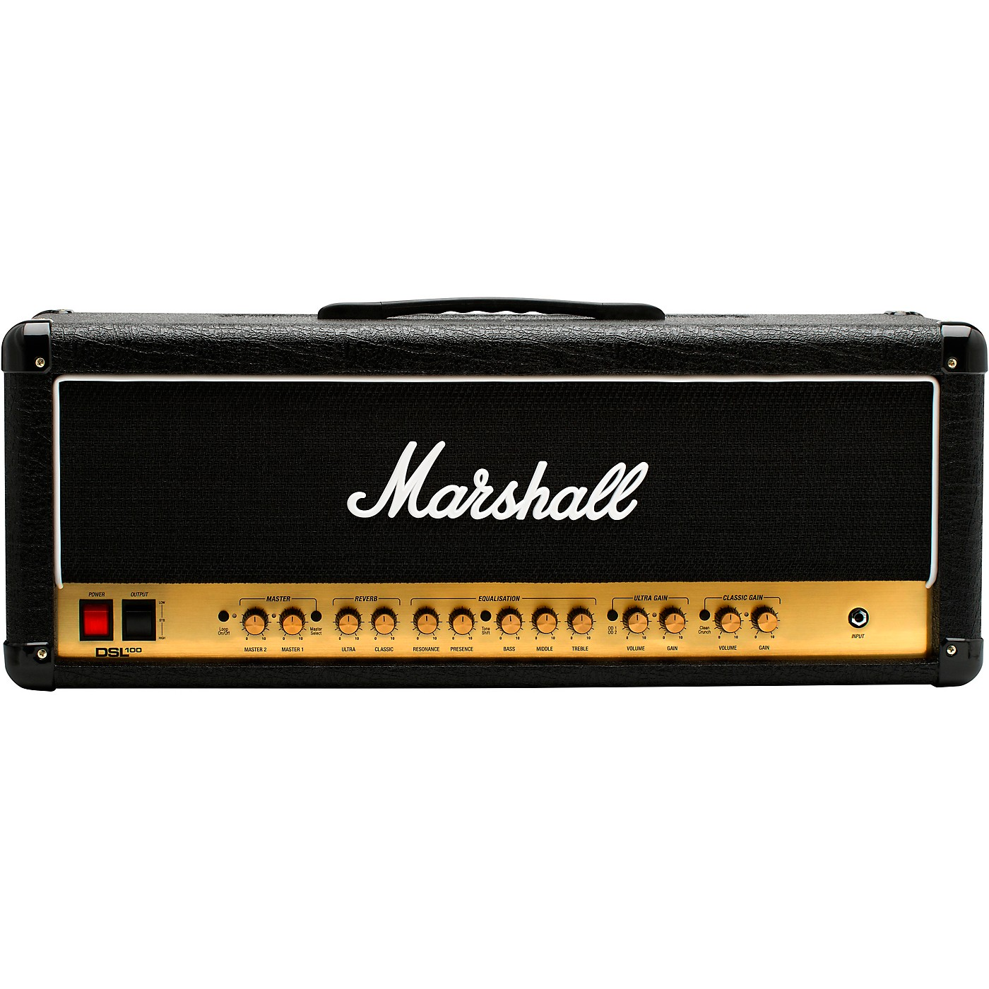 Marshall DSL100HR 100W Tube Guitar Amp Head thumbnail