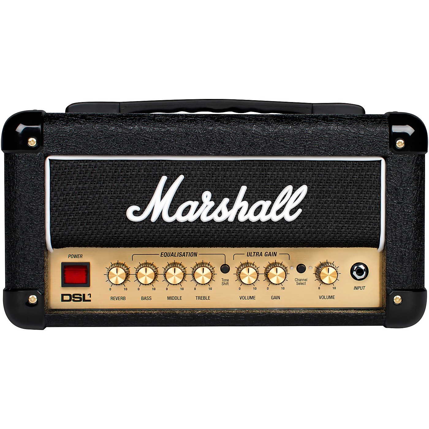 Marshall DSL1HR 1W Tube Guitar Amp Head thumbnail