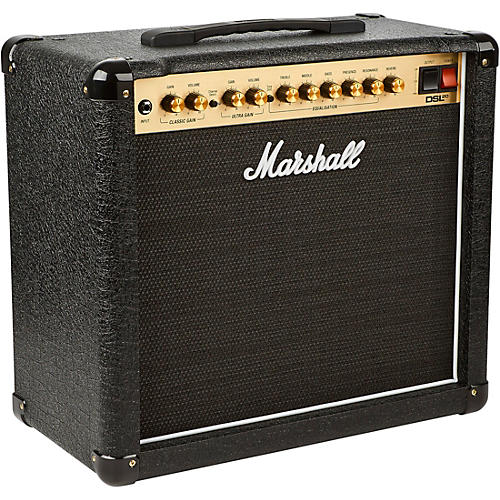 Marshall DSL20CR 20W 1x12 Tube Guitar Combo Amp thumbnail