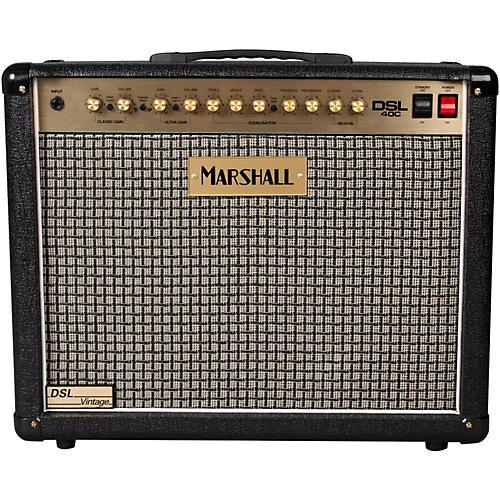 marshall dsl40c limited edition vintage 40w 1x12 tube guitar combo amp woodwind brasswind. Black Bedroom Furniture Sets. Home Design Ideas
