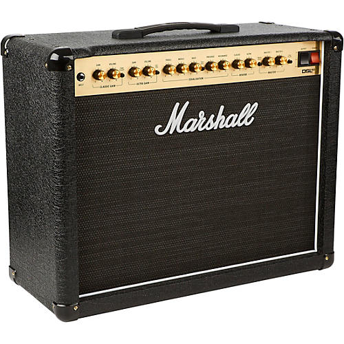 Marshall DSL40CR 40W 1x12 Tube Guitar Combo Amp thumbnail