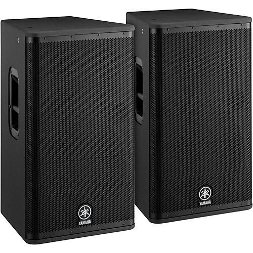Yamaha DSR115 Speaker Pair thumbnail