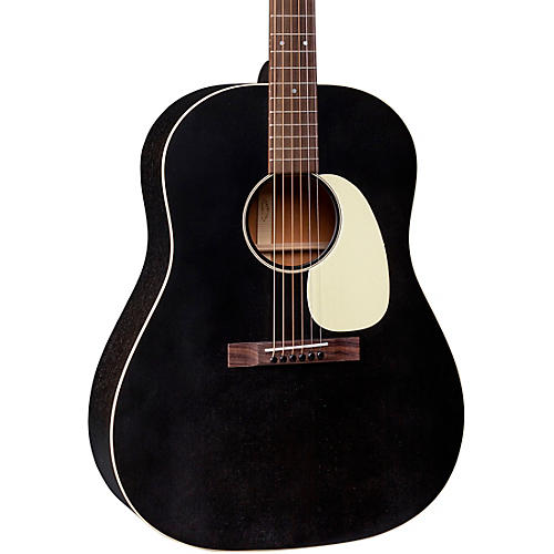 Martin DSS-17 Black Smoke Dreadnought Acoustic Guitar thumbnail