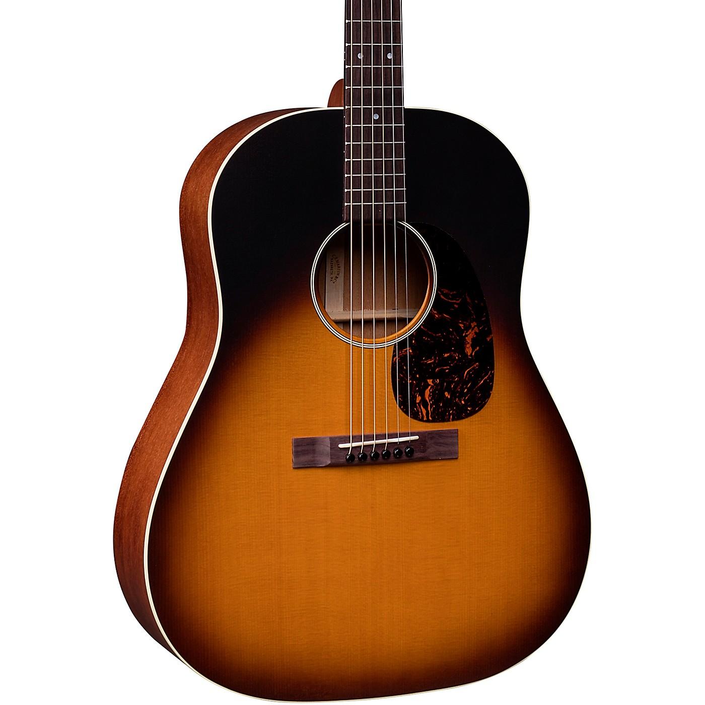Martin DSS-17 Whiskey Sunset Dreadnought Acoustic Guitar thumbnail