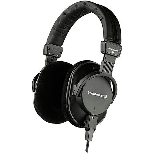 Beyerdynamic DT 250 80 ohm Stereo Headphones with Detachable Cable thumbnail