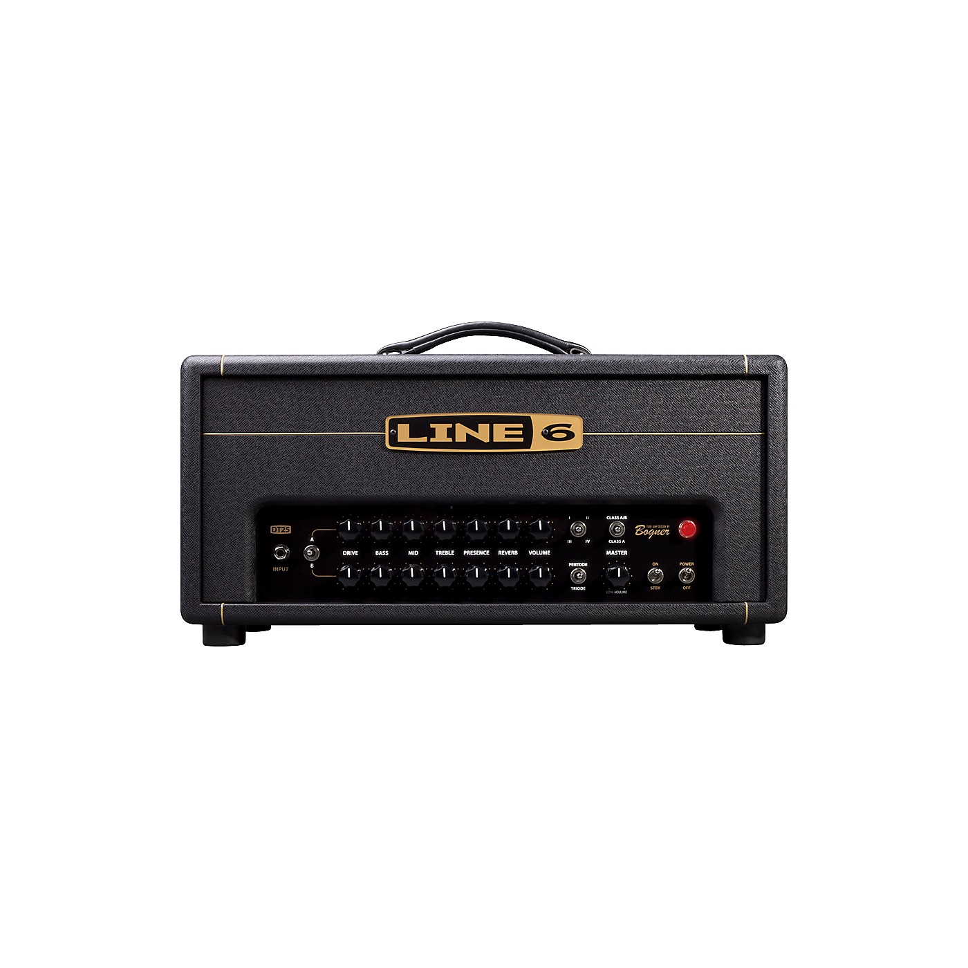 Line 6 DT25 25W Tube Guitar Amp Head thumbnail