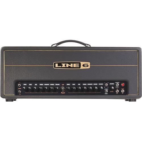 Line 6 DT50 HD 25/50W Guitar Amp Head thumbnail