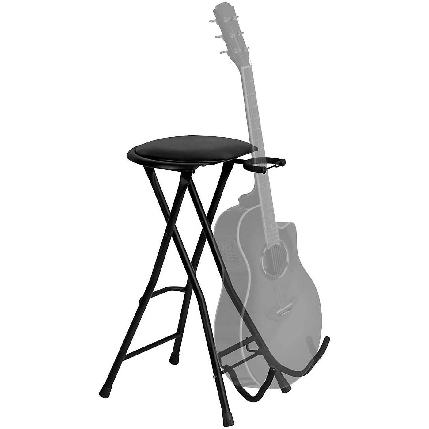 On-Stage DT7500 Guitarist Stool with Footrest thumbnail